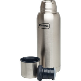 Stanley Adventure Bouteille isotherme 1000ml, steel